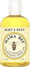 Burt's Bees 100% Natural Mama Bee Nourishing Body Oil, 4 Ounce Bottle