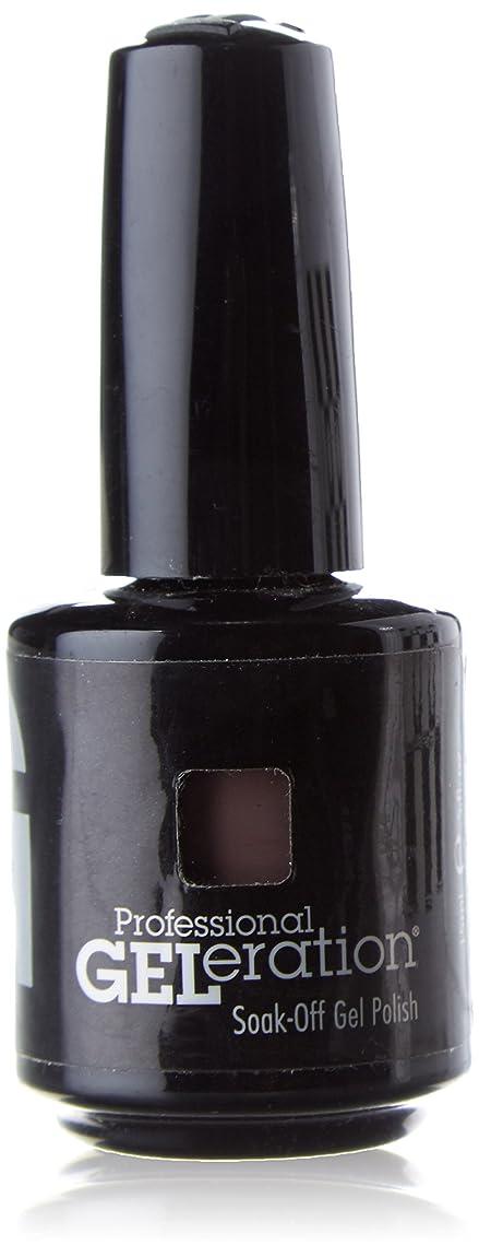 類推失効拮抗ジェレレーションカラー GELERATION COLOURS 666 C イントリーグ 15ml UV/LED対応 ソークオフジェル