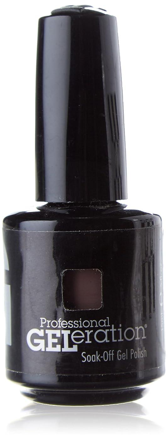 雨一時解雇する飼料ジェレレーションカラー GELERATION COLOURS 666 C イントリーグ 15ml UV/LED対応 ソークオフジェル