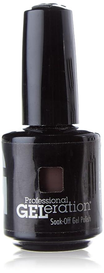 レクリエーション汚れる上記の頭と肩ジェレレーションカラー GELERATION COLOURS 666 C イントリーグ 15ml UV/LED対応 ソークオフジェル