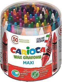 CA-RIO-CA Carioca 5 Tempera Mix Magic Colours and 2 Additives (Acrylic and Tex)