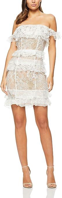 Winona Women's Romance Mini Dress