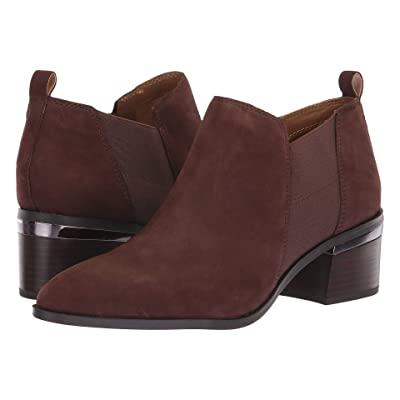Franco Sarto Arden (Hickory Satin Nubuck Leather) Women