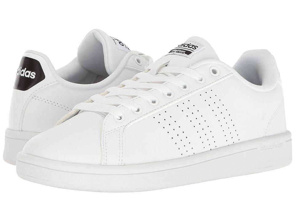 adidas Cloudfoam Advantage Clean (White/Black) Women