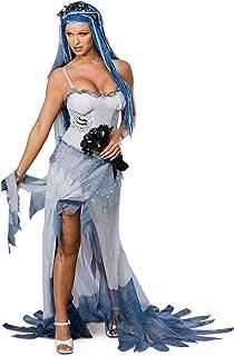 BNWT WOMENS HALLOWEEN CORPSE BRIDE FANCY DRESS COSTUME 12-14,16-18,