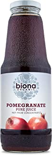 Biona Organic Pomegranate Juice Pure, 1 l