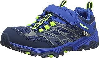 Merrell Kids' Moab FST Low a/C Waterproof Hiking Shoe