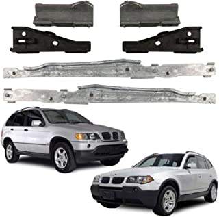 Panoramic Sunroof Repair Kit Set for BMW X5 E53 BMW X3 E83 2000-2006