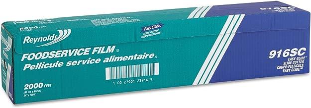 Reynolds 916 Wrap PVC Film Roll w/Cutter Box, 24