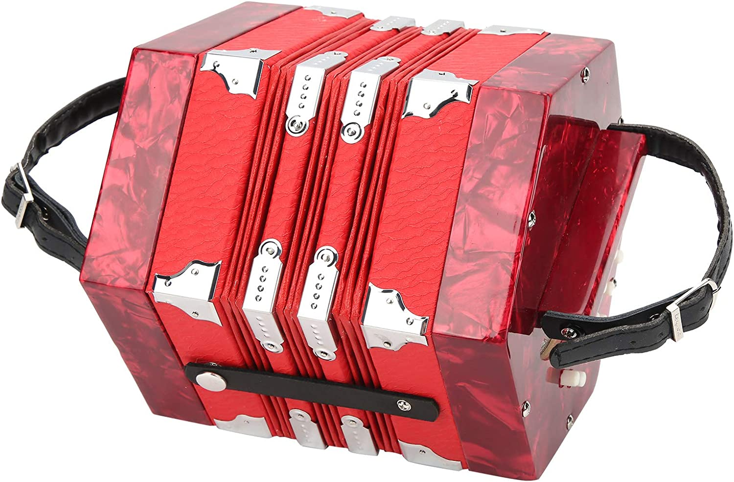 NEW Concertina Accordion Award-winning store Button Instrument Sol