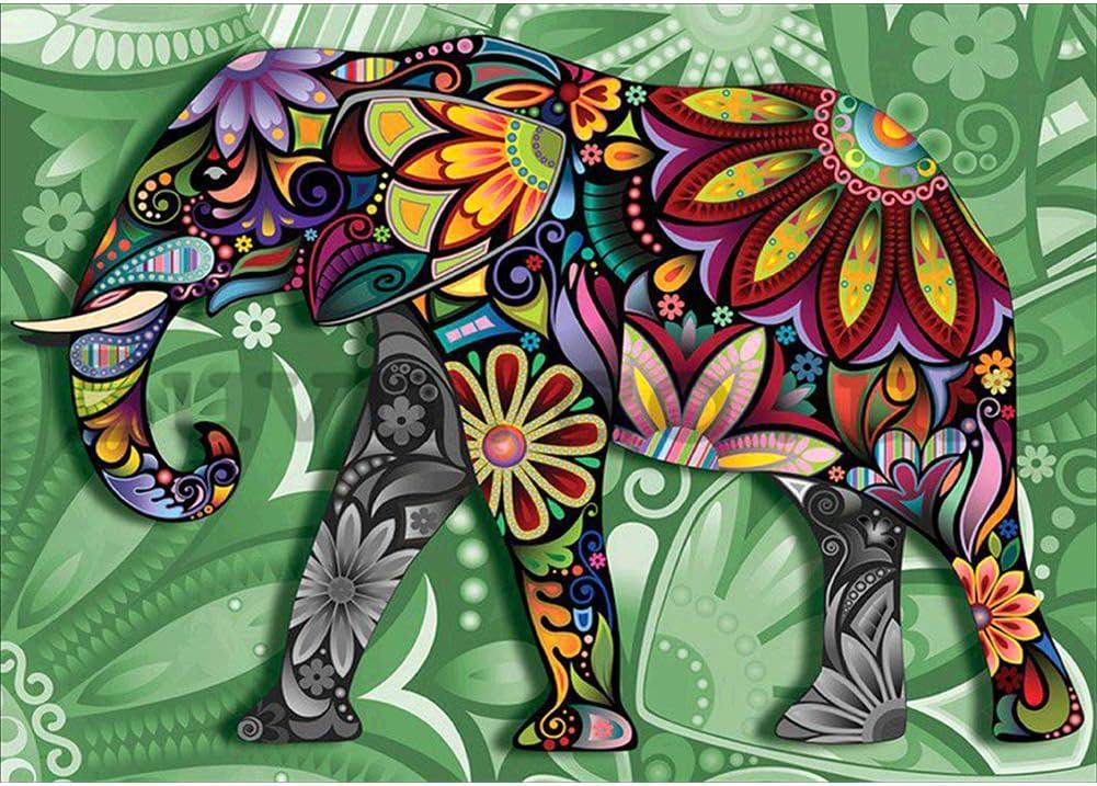 BELLCAT Elephant Diamond Painting- Ful 5d Bombing free shipping wholesale Kits Painting