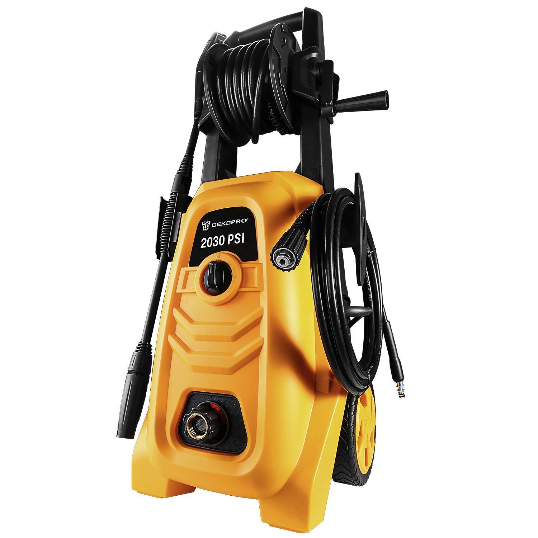 DEKOPRO Electric Pressure Washer Cleaner