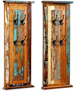 Amazon.fr : armoire penderie en bois massif