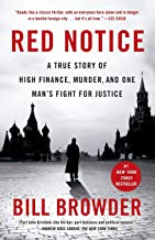 Red Notice: A True Story of High Finance, Murder, and One Man's Fight for Justice PDF