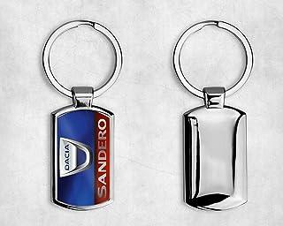 T20 Designs Dacia Porte-cl/és en m/étal Avec bo/îte cadeau -A001