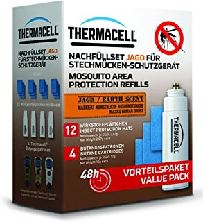 ThermaCell Nachfüllset Earth Sent E4