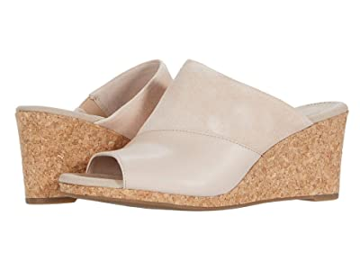 Clarks Lafley Wave (Blush Leather/Suede Combi) Women