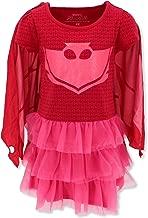 PJ Masks Toddler Girls Red 2 Piece T-Shirt and Tutu Dress