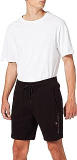 Tommy Hilfiger Men's Essential Sweatshorts, Color:Black, Size:L