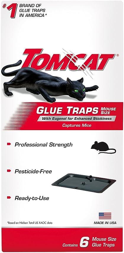 Trampas para Ratas Pegamento Extra Fuerte Eficaz Contra Serpiente Bichos Insecto