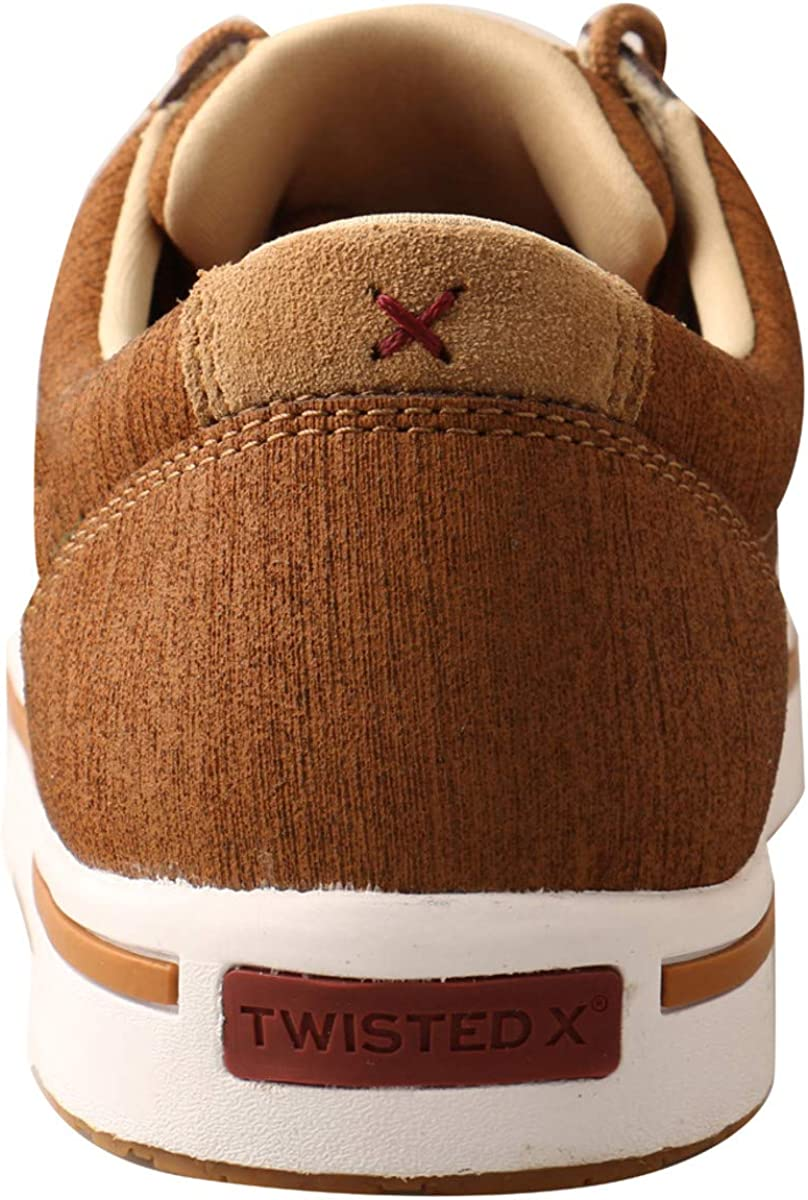 Twisted X Men's Kicks Casual Shoes Moc Toe