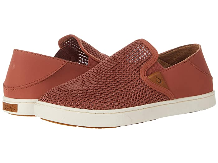 Pehuea  Shoes (Red Sea Salt/Red Sea Salt) Women's Slip on  Shoes