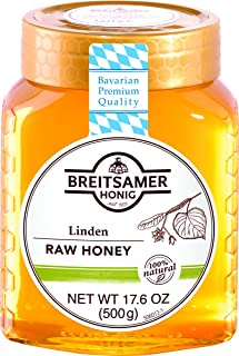 Breitsamer Honig Linden Raw Honey, 17.6 Ounce