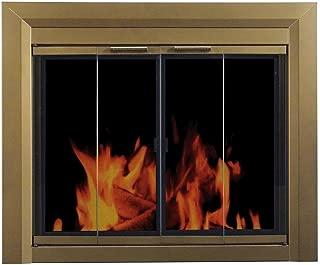 Pleasant Hearth Carrington Medium Fireplace Door