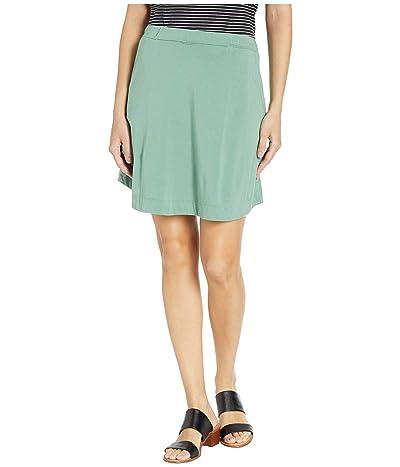 Fresh Produce Avery Skirt (Lagoon Green) Women