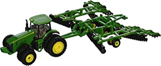 Ertl John Deere 8320R Tractor and Model 637 Disk Set, 1:64 Scale