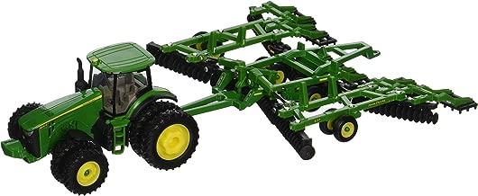 Ertl John Deere 8320R Tractor and Model 637 Disk Set, 1:64 Scale