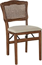 Best wood chair cane seat Reviews