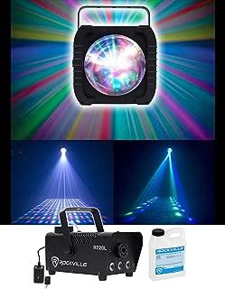 American DJ ADJ REVO 4 IR RGBW LED DMX DJ/Club Light Moonflower Effect+Fogger