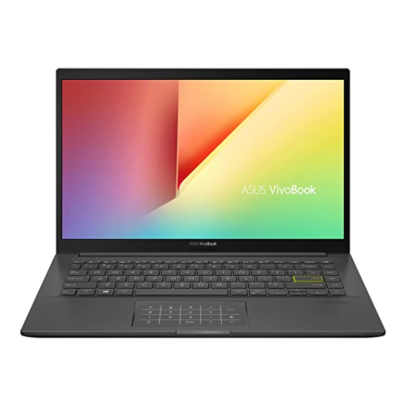 "ASUS VivoBook Ultra K14 K413EA-EB302TS i3-1115G4//8G/512 PCIe SSD/Indie BLACK/14.0""FHD vIPS/1Y International Warranty + McAfee/Office H&S/Backlit KB/Finger Print"
