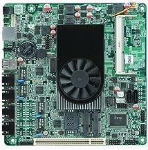4 LAN ITX-M5V Dual Core 1.8GHz Multi 4 Intel 82583V Giga Ethernet Atom D525 Mini Itx Motherboard Support Bypass