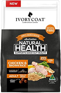 Ivory Coat Adult and Senior Chicken & Brown Rice 2.5kg