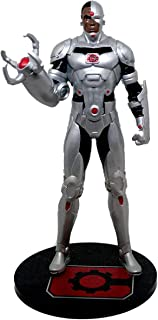 DC Comic Cyborg Vinyl Figure Justice League 2017 War Movie Action Figure Toy