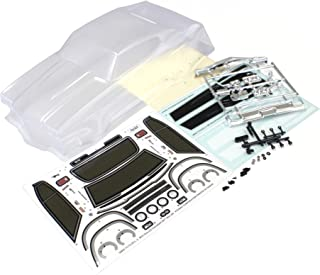 Kyosho America FAB453 Clear Body set (1970 Chevy Chevelle)