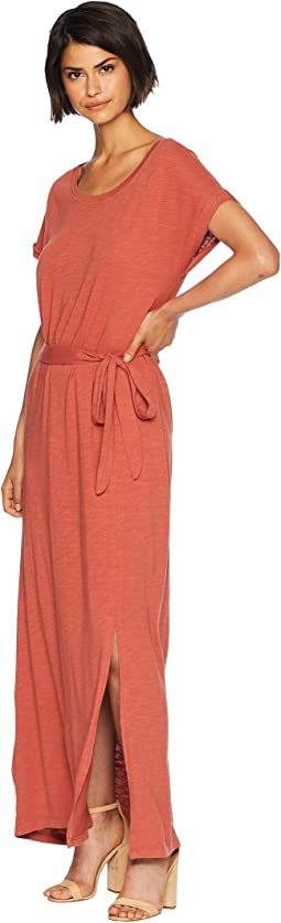 Isle T-Shirt Maxi Dress