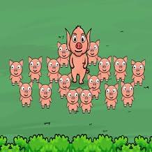 Piggy Land Escape 2