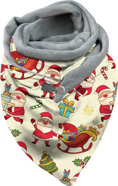 Weiliru Women's Fashion Winter Warm Scarves Knit Long Shawl Large Scarf Gift