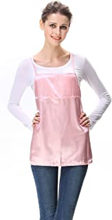 Anti-Radiation Maternity Clothes Belly Tee Protection Shield Pink 8900639