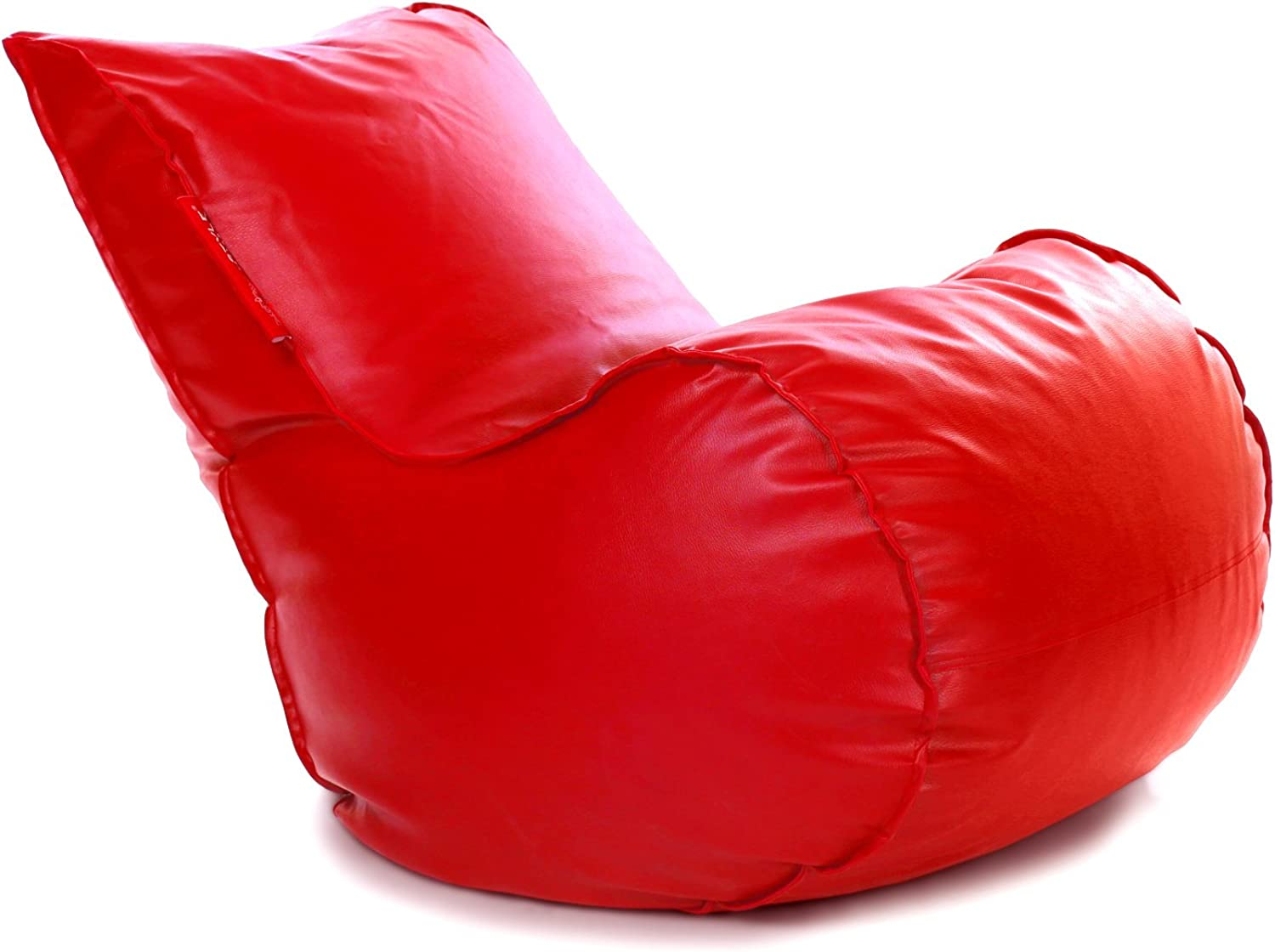 Style Homez Mambo Bean Bag XL Size Red Cover Only