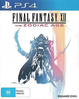 Final Fantasy XII The Zodiac Age PlayStation 4