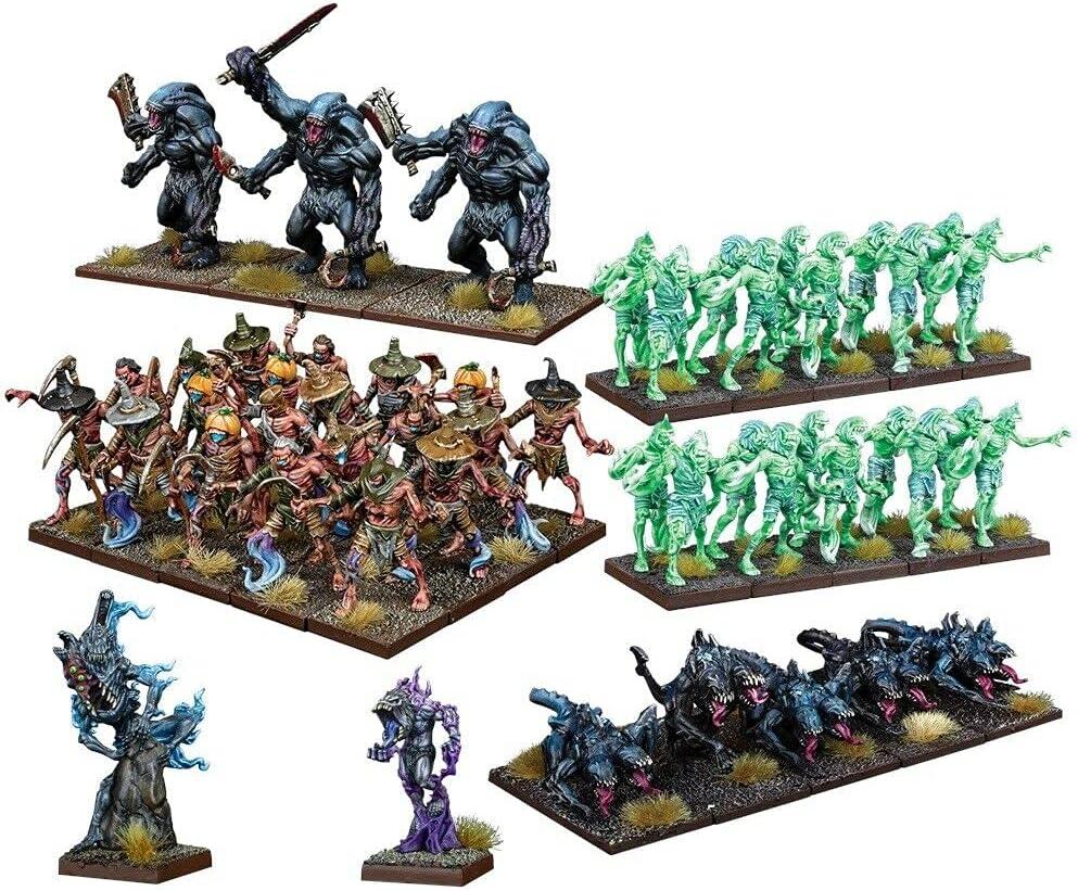 Max 42% OFF Kings of War: Ranking TOP8 Nightstalker Army