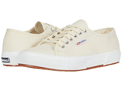 Superga 2750 COTU Classic Sneaker (Light Sand) Women