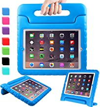 AVAWO Kids Case for Apple iPad 2 3 4 – Light Weight Shock Proof Convertible Handle..