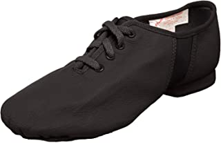 Tivoli Lace-Up Leather Jazz Shoe