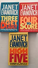 3 Books! 1) Three to Get Deadly 2) Four to Score 3) High Five