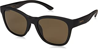 Smith Wayfarer Sunglasses For Womens - Dark Brown Lens, One Size (20104200353L7)